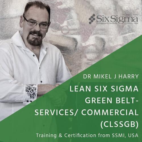 LSS GREEN BELT (Services)